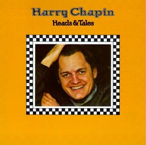Harry Chapin Heads & Tales album cover