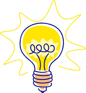 light bulb burning bright unlike new customer only deals which hurt your brand