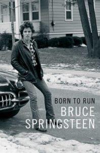 Book cover image to Bruce Springsteen's Born to Run
