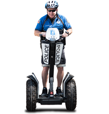 Segway's Second Act