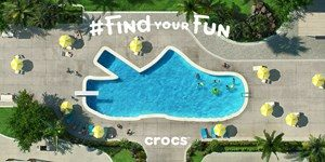 Crocs Find Your Fun Campaign