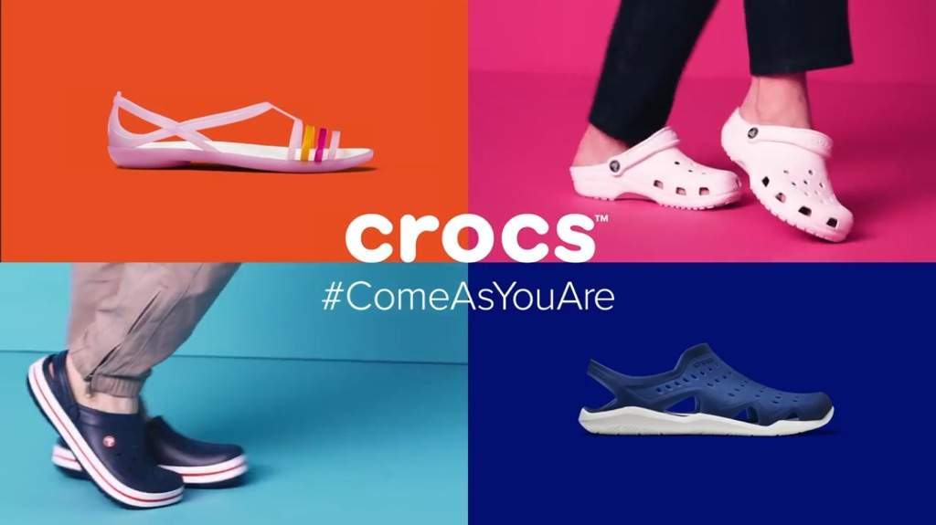 Crocs Come As You Are