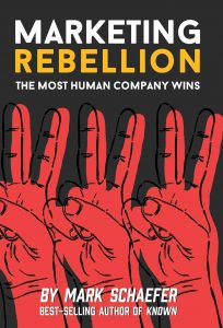 Marketing Rebellion by Mark Schaefer