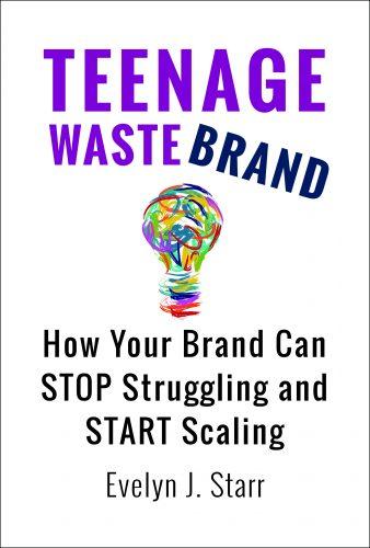 Teenage Wastebrand book cover